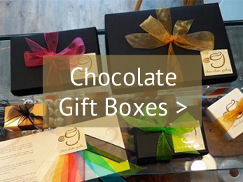 Chocolate Gift Boxes at Chocolate Galley